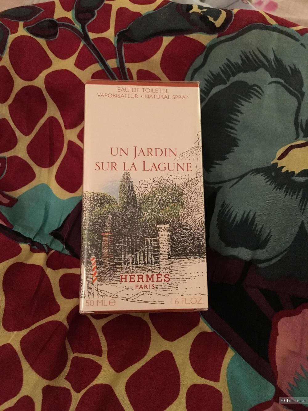 Духи Hermes Un Jardin sur la Lagune 50ml
