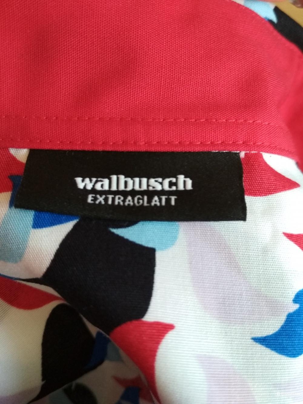Рубашка Walbusch exctraglatt, р. 46-48