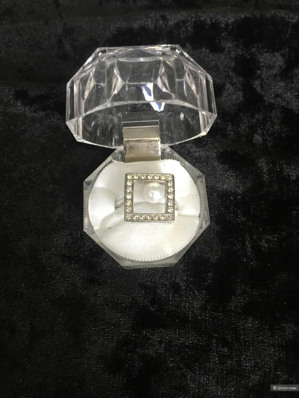 Кольцо бренд Jenavi Размер: 18