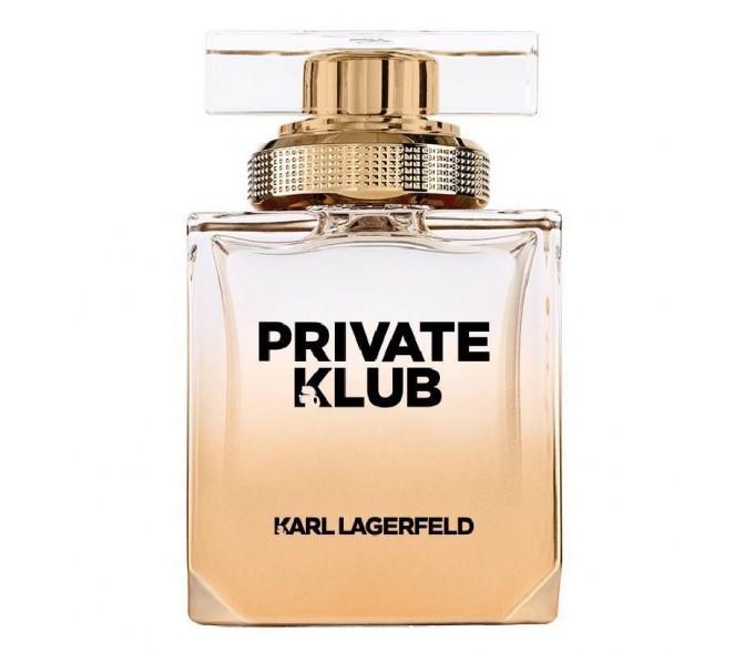 Парфюмерная вода KARL LAGERFELD Private Klub for women 55 мл / 85 мл