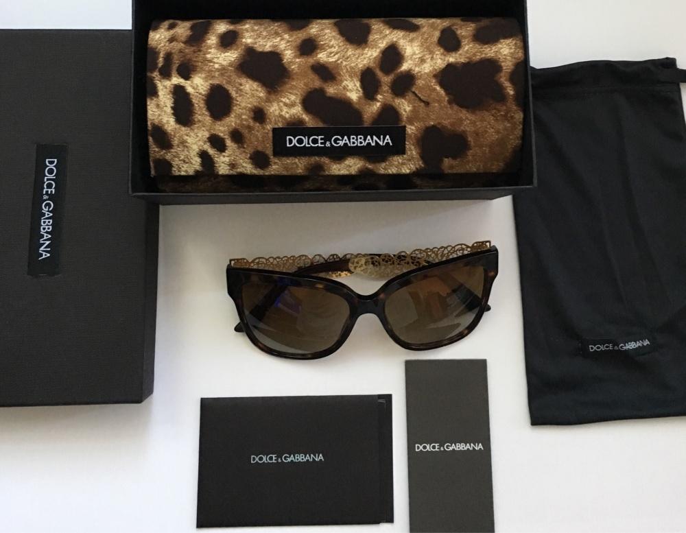 Очки с/з Dolce & Gabbana DG 4212