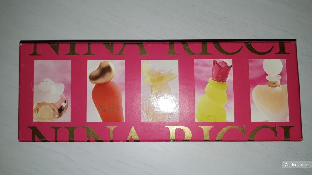 Сет миниатюр Nina Ricci