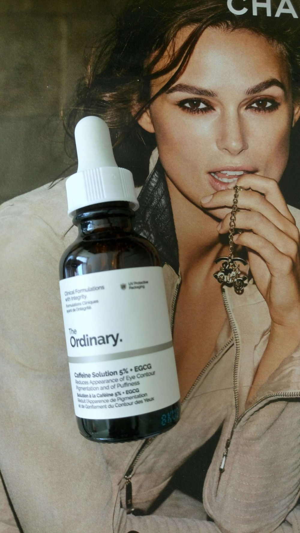 Сыворотка The Ordinary Caffeine Solution 5% + EGCG( 30ml )