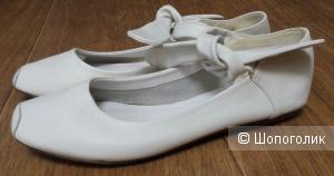 Балетки Tamaris, 37,5-38 размер