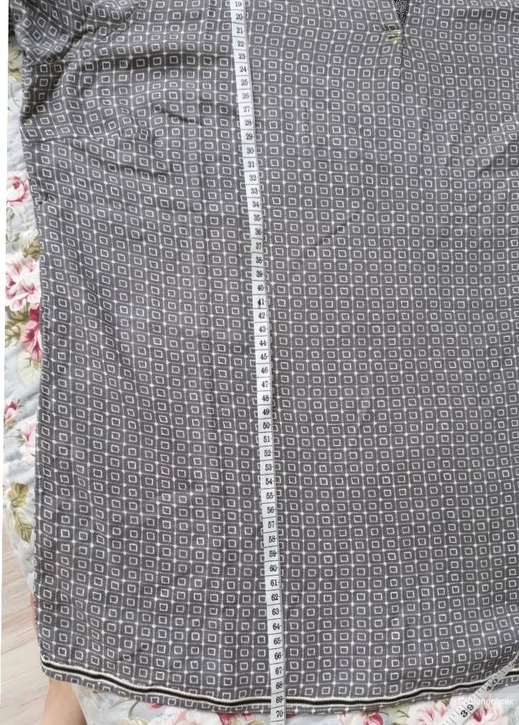 Блузка ( рубашка) , размер 46-50