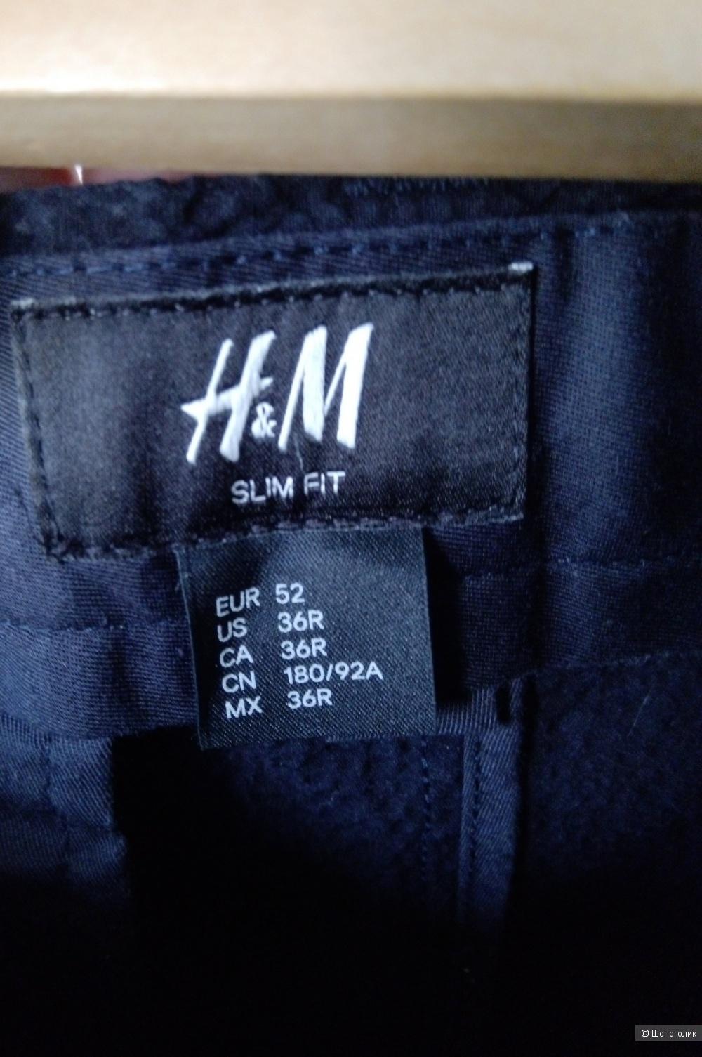 Брюки  H&M размер 50-52