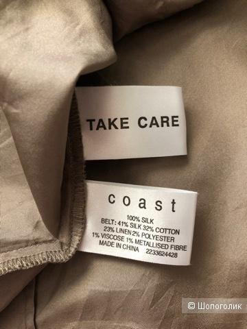 Блузка из натурального шелка, Coast, 44-46
