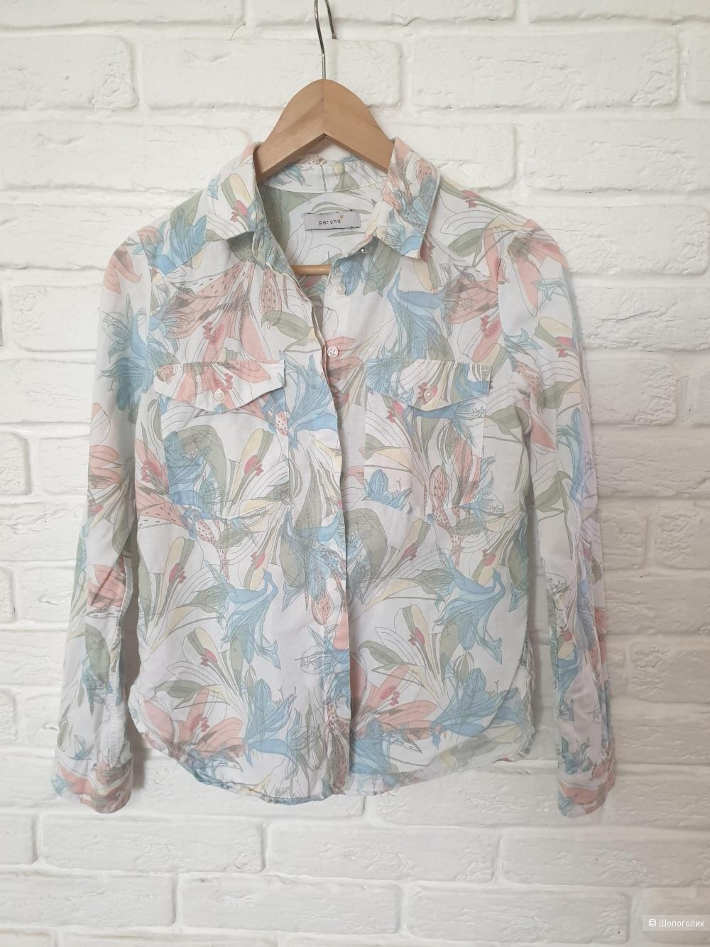 Рубашка Per una (Marksandspencer), размер 42-44