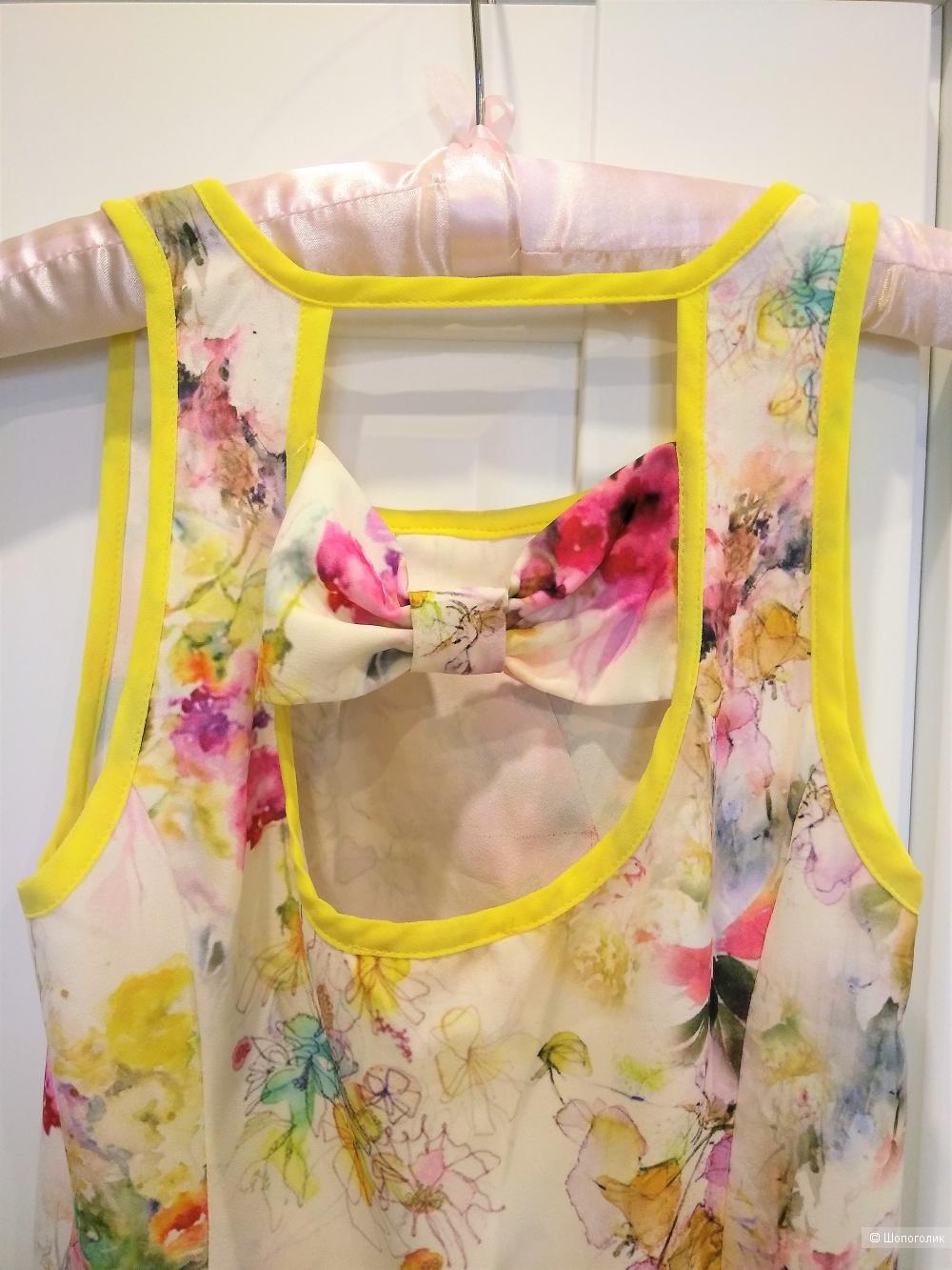 Летнее платье ANGY SIX (XS)