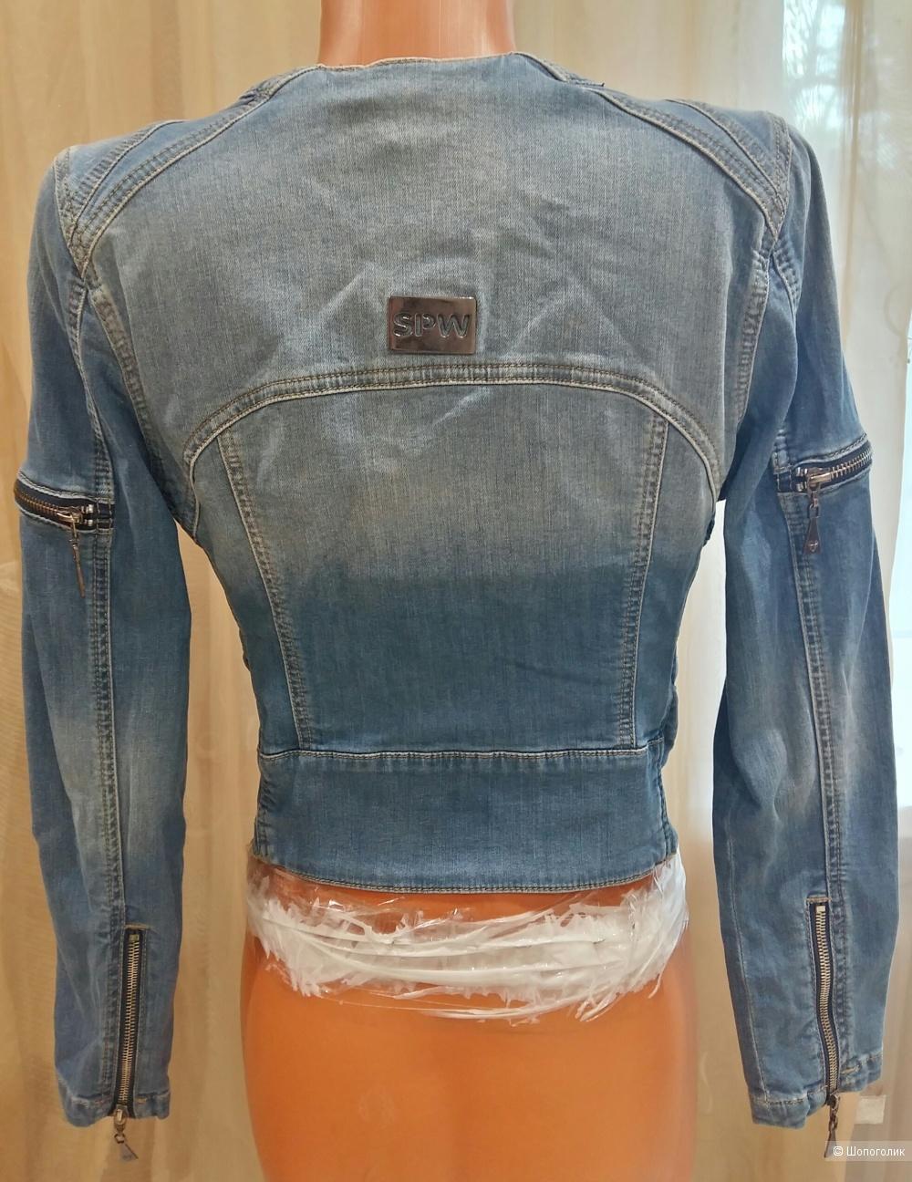 Джинсовая куртка Speedway, размер 42