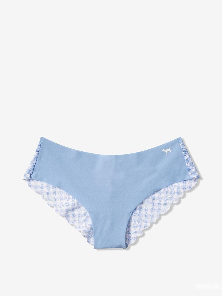 Бесшовные трусики Victorias Secret Pink S комплект 3шт