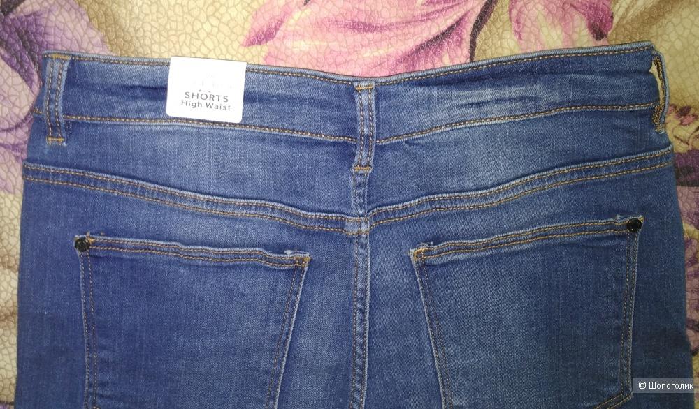 Джинсовые шорты Mango, Denim&Tees, XS/S