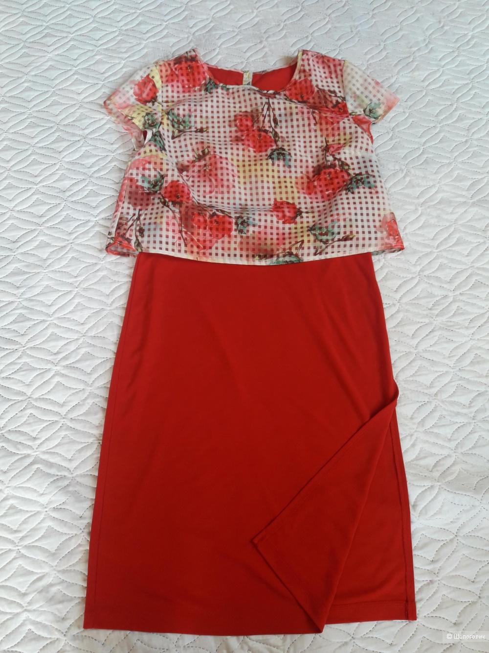 Блузка и юбка Mexx, размер 44-46.