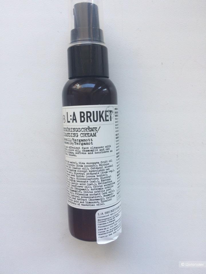 L:A Bruket Очищающий крем для лица , 60 мл