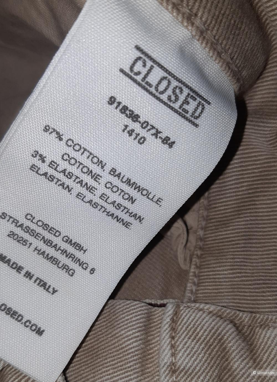 Джинсы closed, размер 28/29