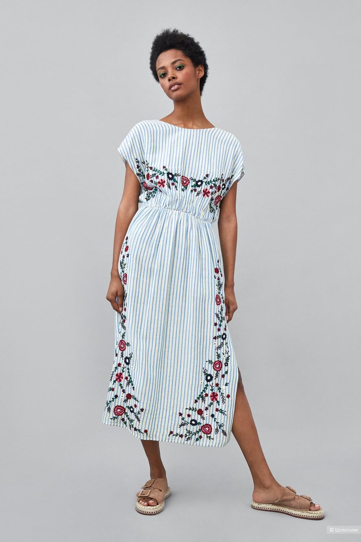 Платье Zara, размер 42-44 рос.