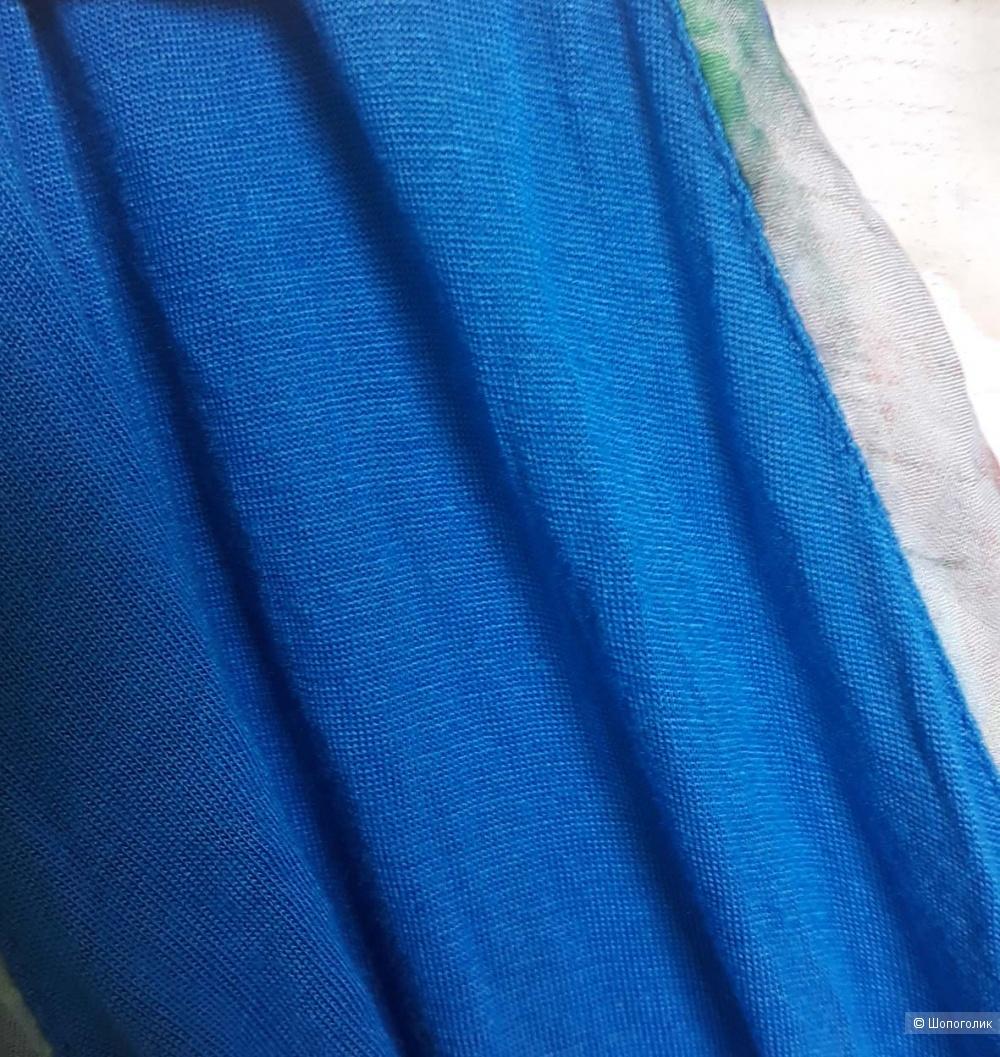 Платье noname из натурального шёлка размер М