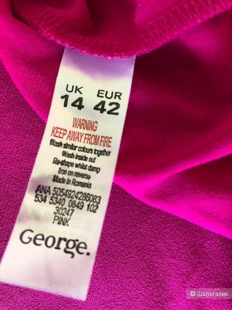 Блузка GEORGE,14UK(48-50русс)
