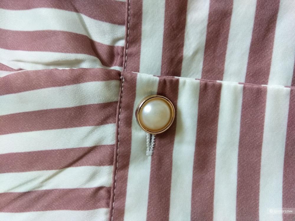 Блузка-рубашка AA&ZZ (S, L,M) 44-46-48 размер