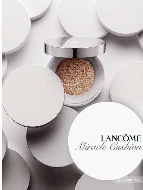 Компактное тональное средство Lancôme Miracle тон 04.