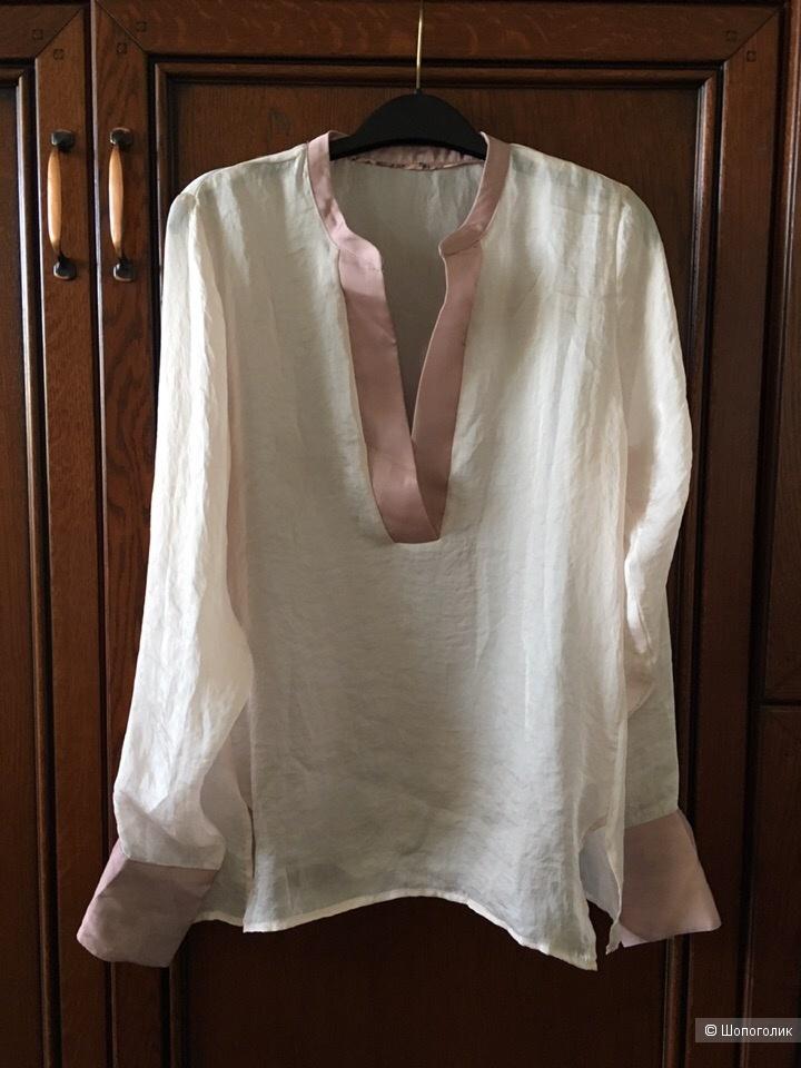 Блузка прозрачная No name размер  46