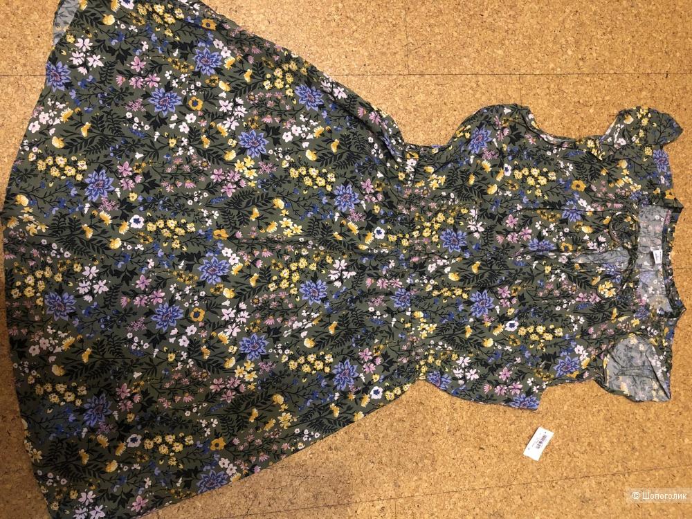 Платье вискоза Oldnavy, S