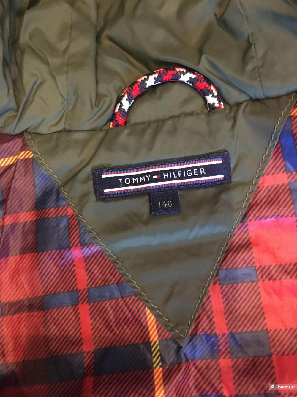 Куртка Tommy Hilfiger 140р.