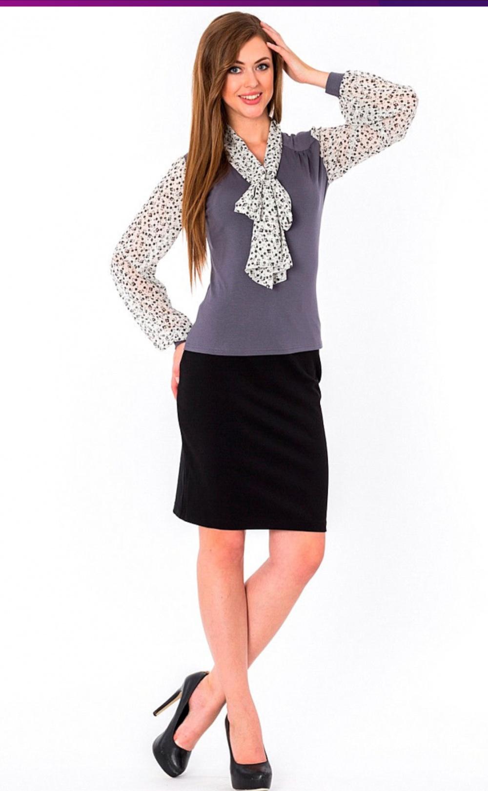 Блузка БрендSun&Art размер 50-52