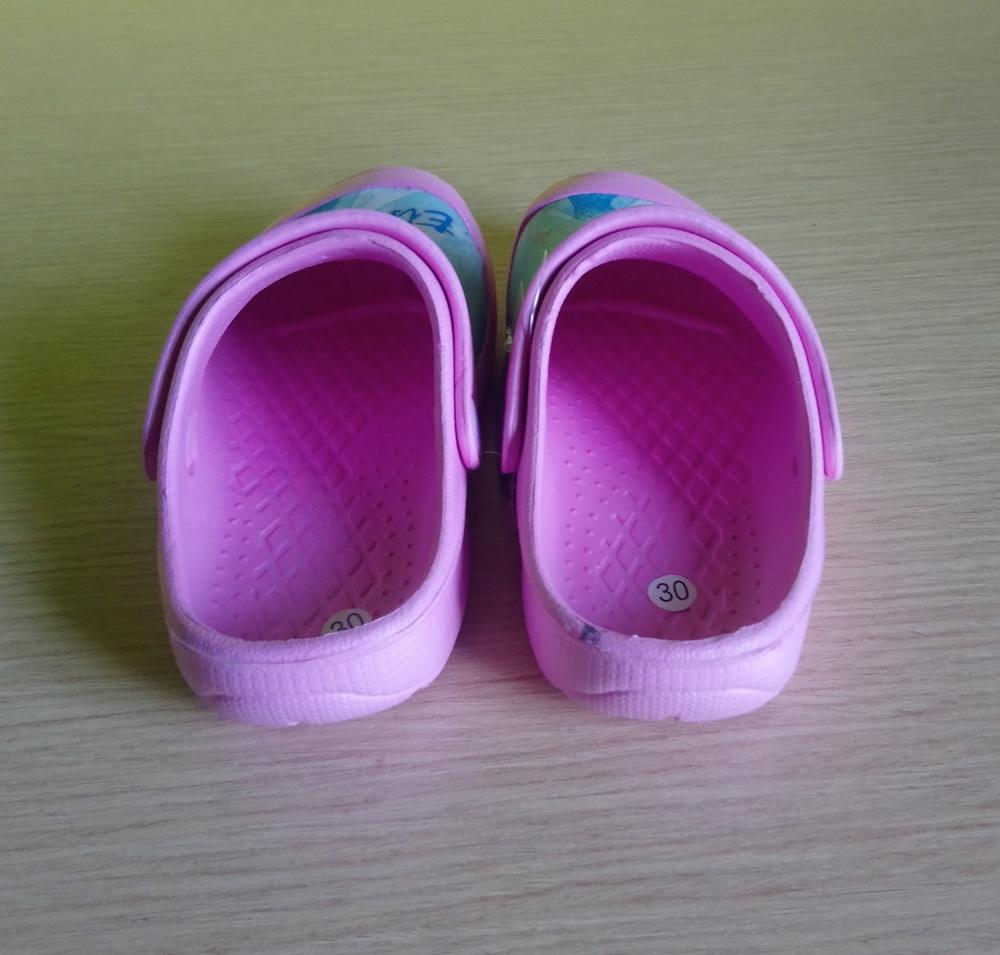 Кроксы для девочки, 30