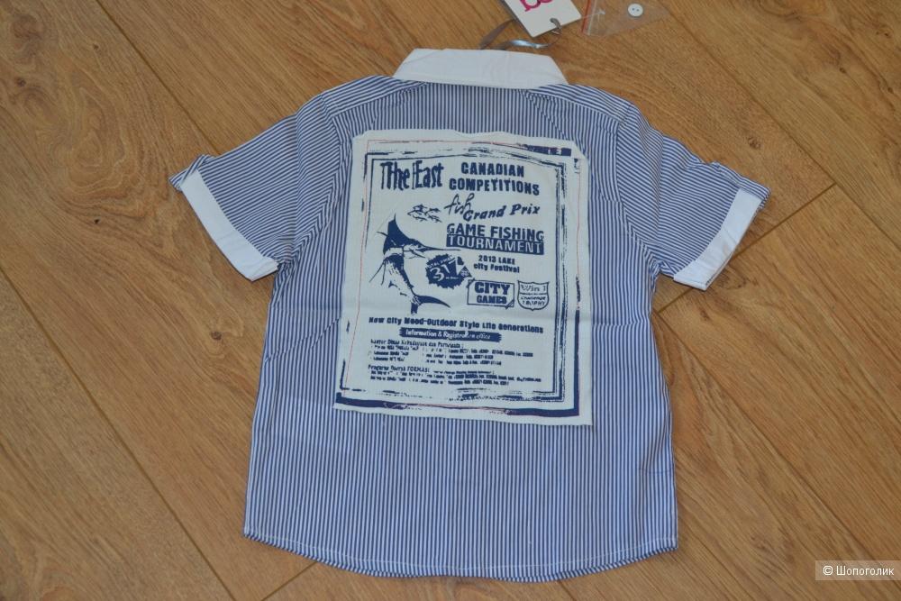 Рубашка Pinetti р.104