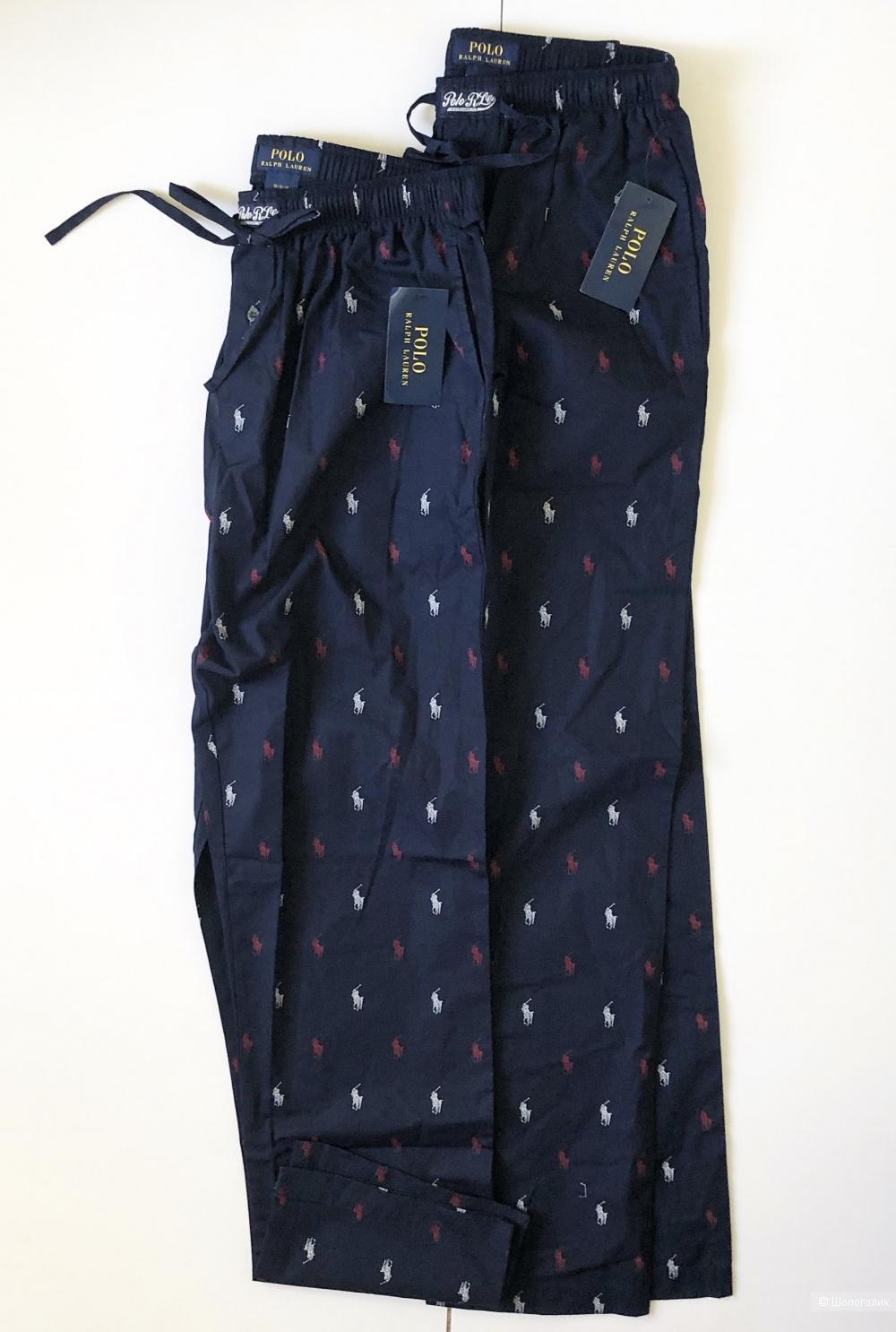 Пижамные мужские штаны polo Ralph Lauren S , M , пижама