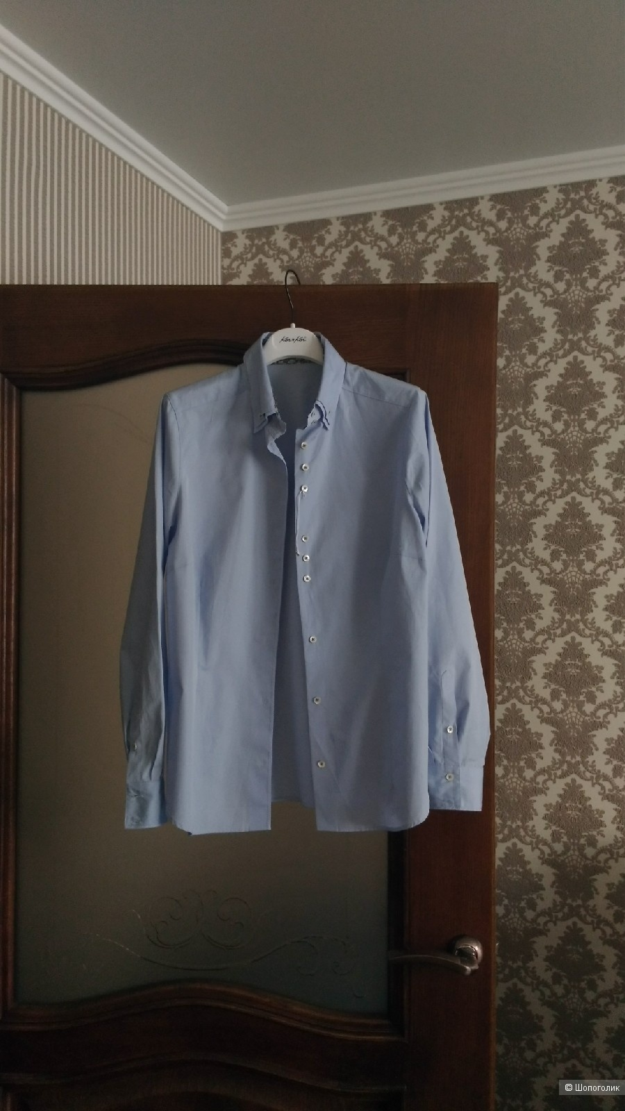 Рубашка BM Company р.46
