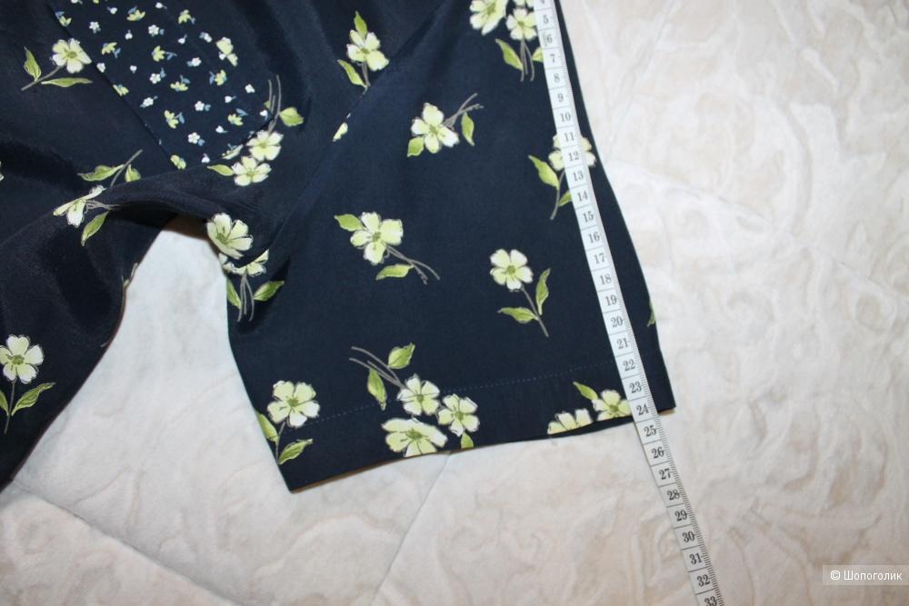 Брючный костюм из вискозы, размер нем. 40, рос. 48 - 52