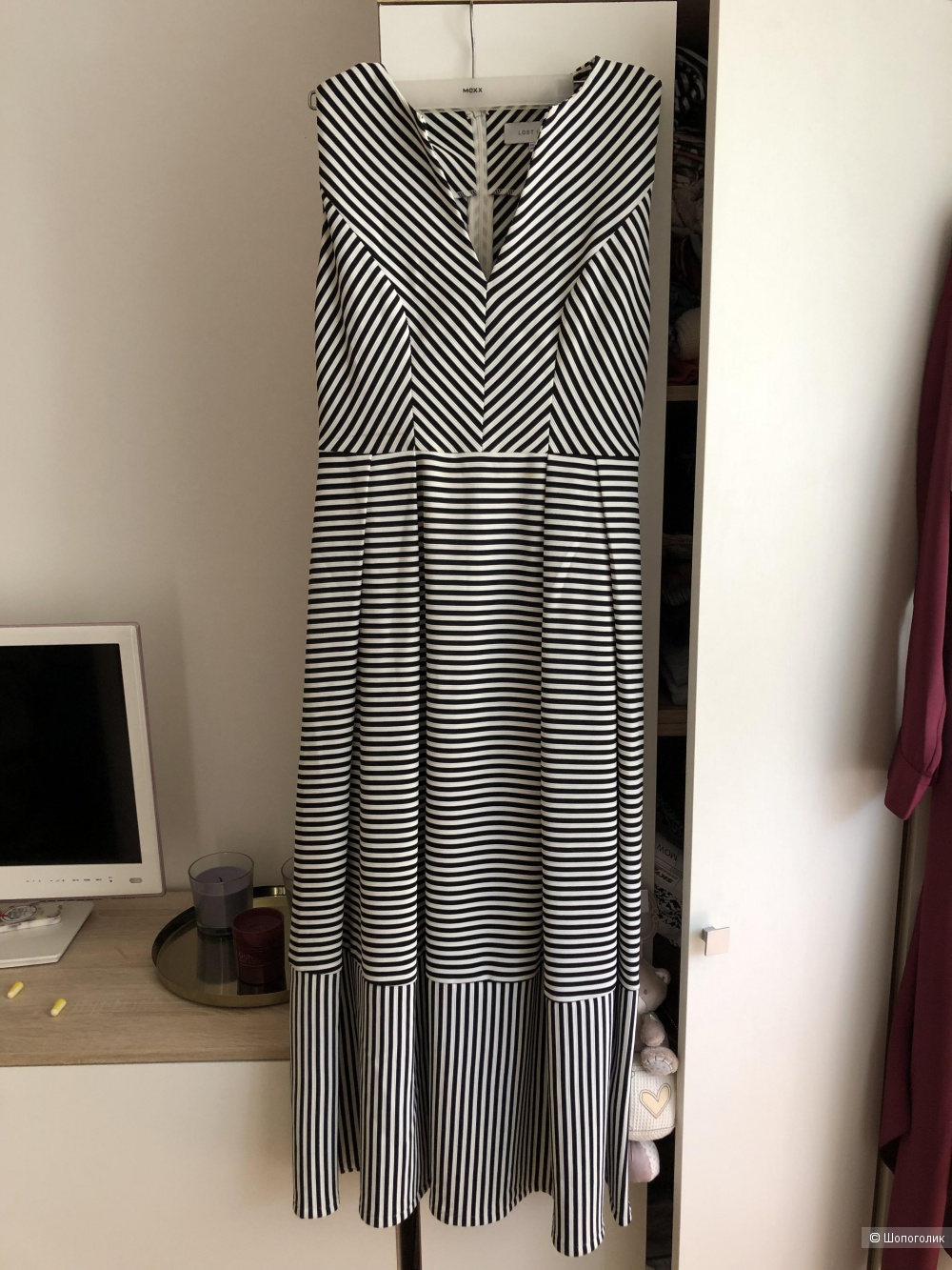 Платье Lost Ink, размер 38
