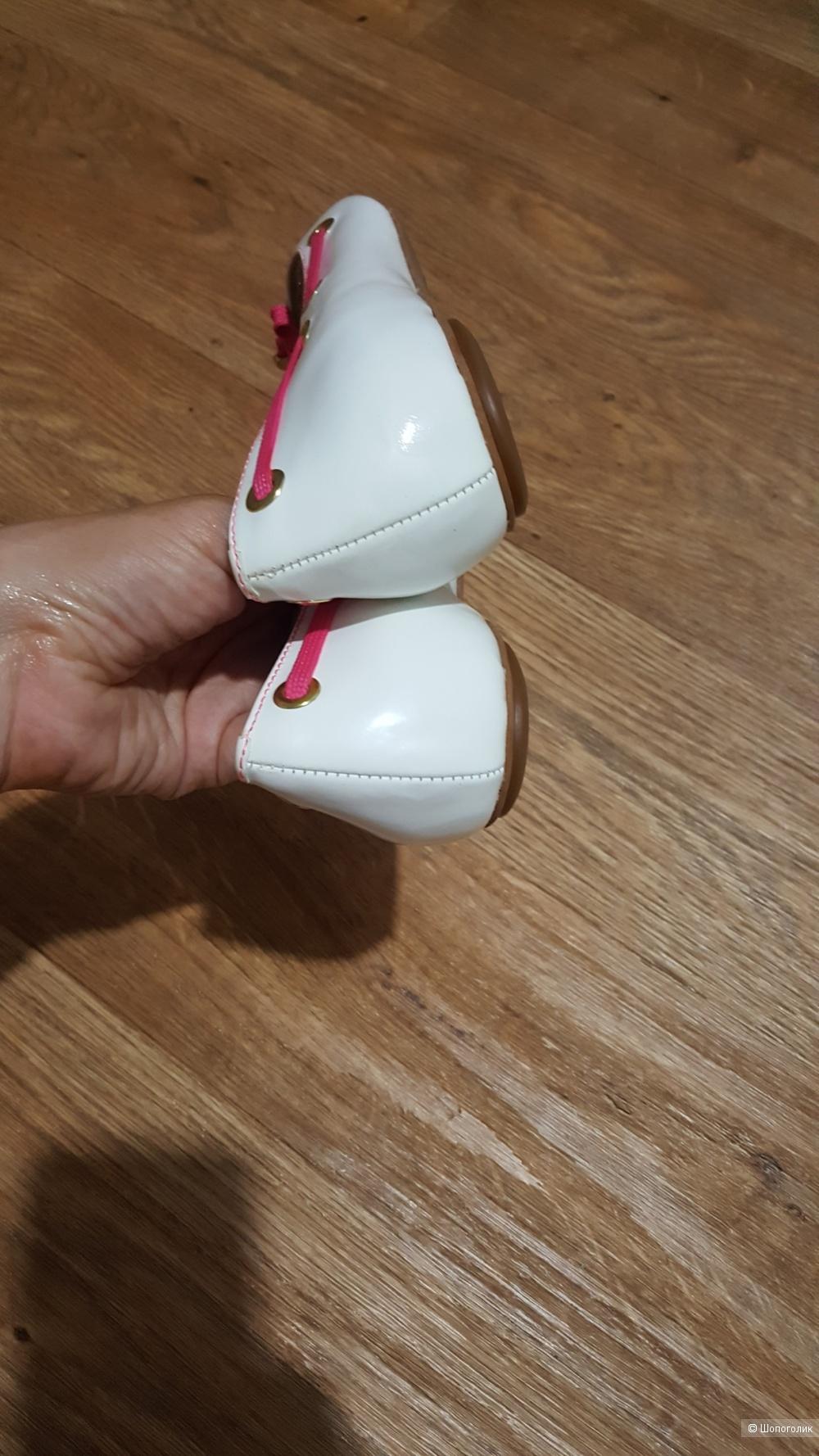 Туфли- сандали  Love Moschino на 39 размер (26см)