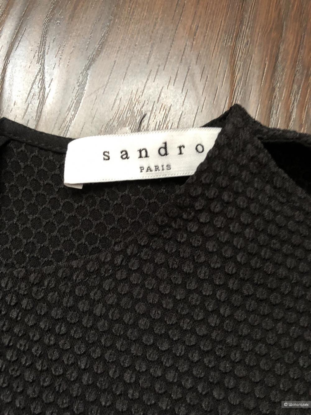 Блуза Sandro S