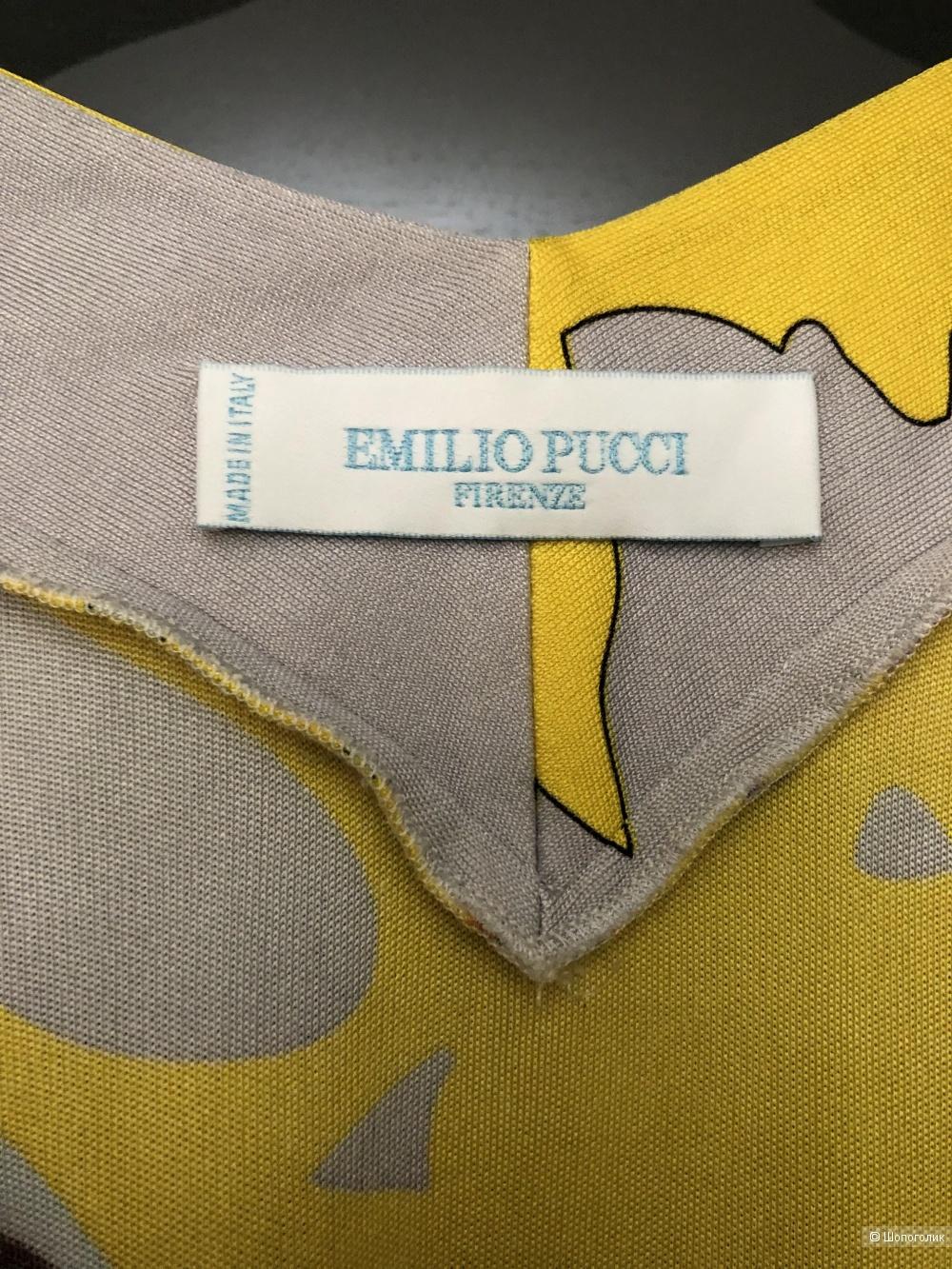 Платье Emilio Pucci 42/44 рос