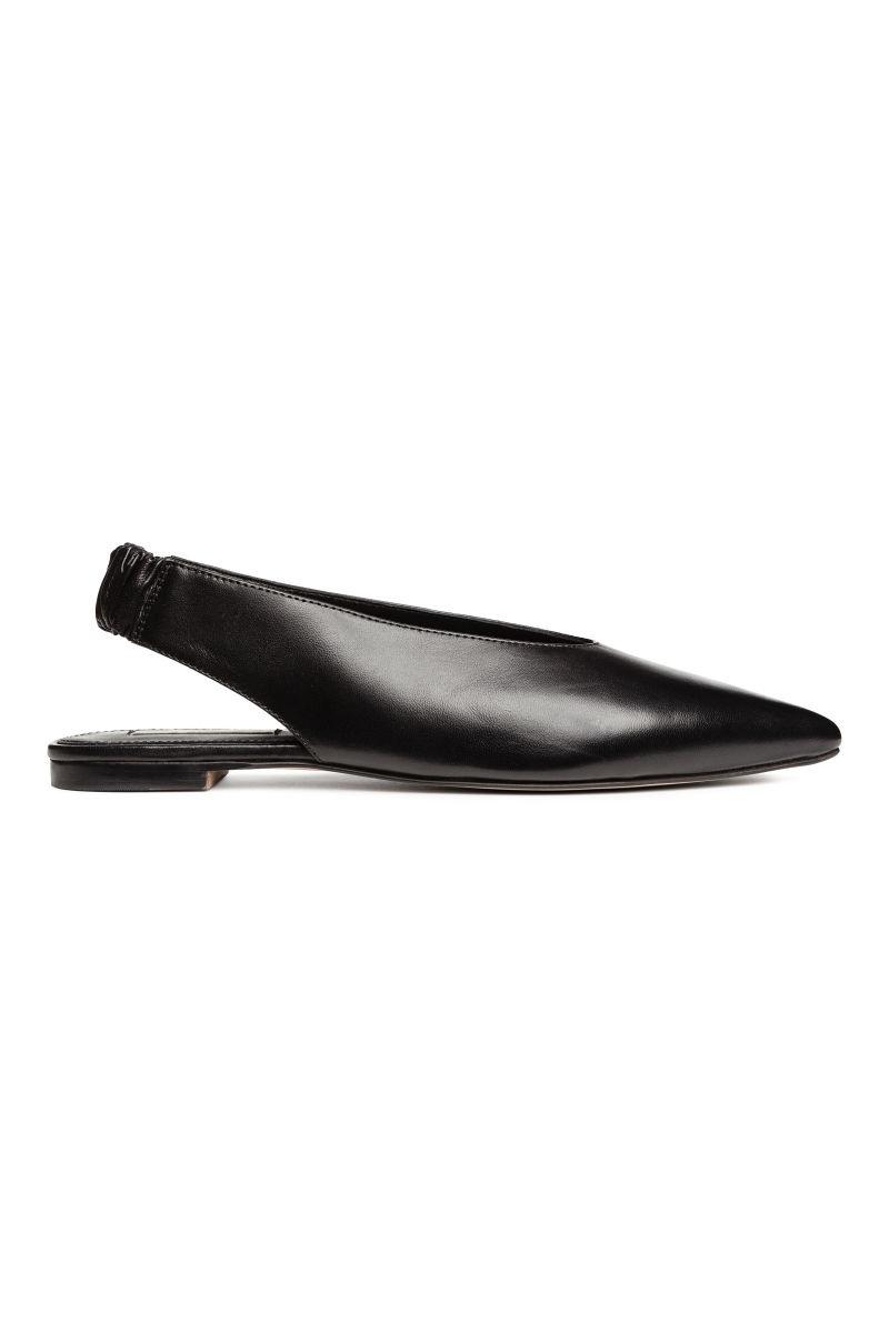 Туфли H&M PREMIUM QUALITY р.40 (8,5US, 25,5 см)