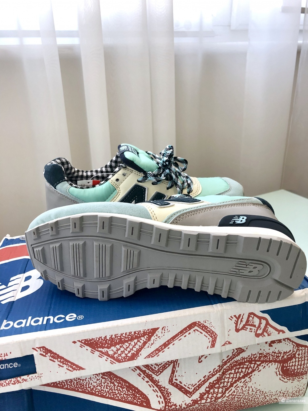 Кроссовки New Balance, размер 36