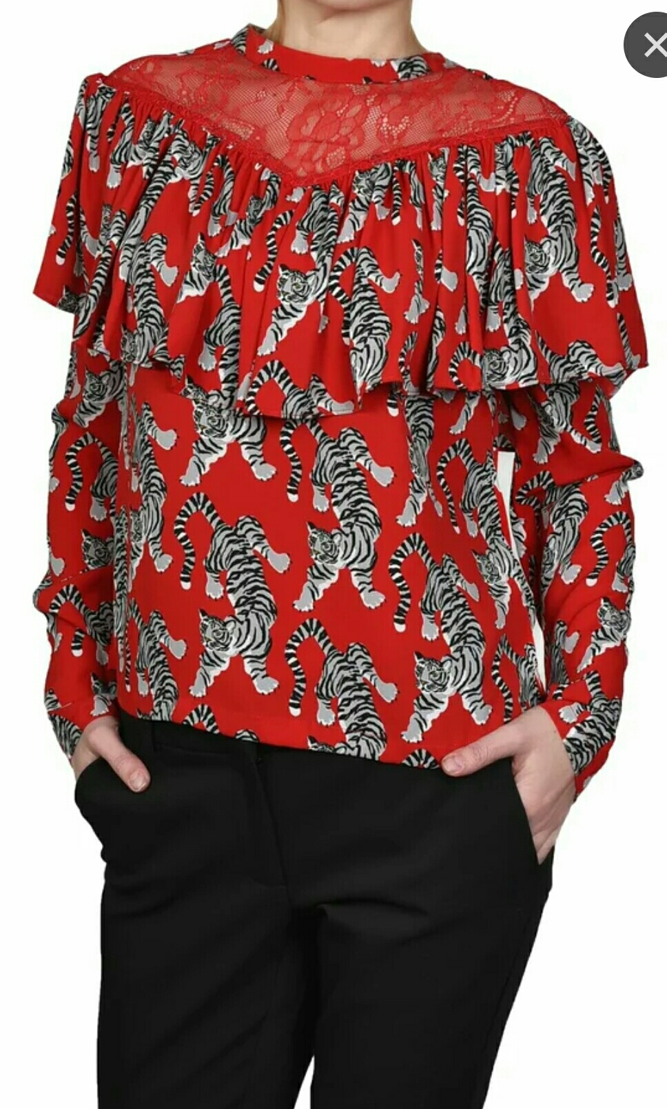 Silvian Heach, блуза,L