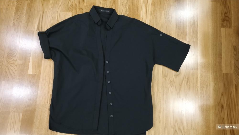 Блузка Designed by Steffen Schraut черная,  XS/34