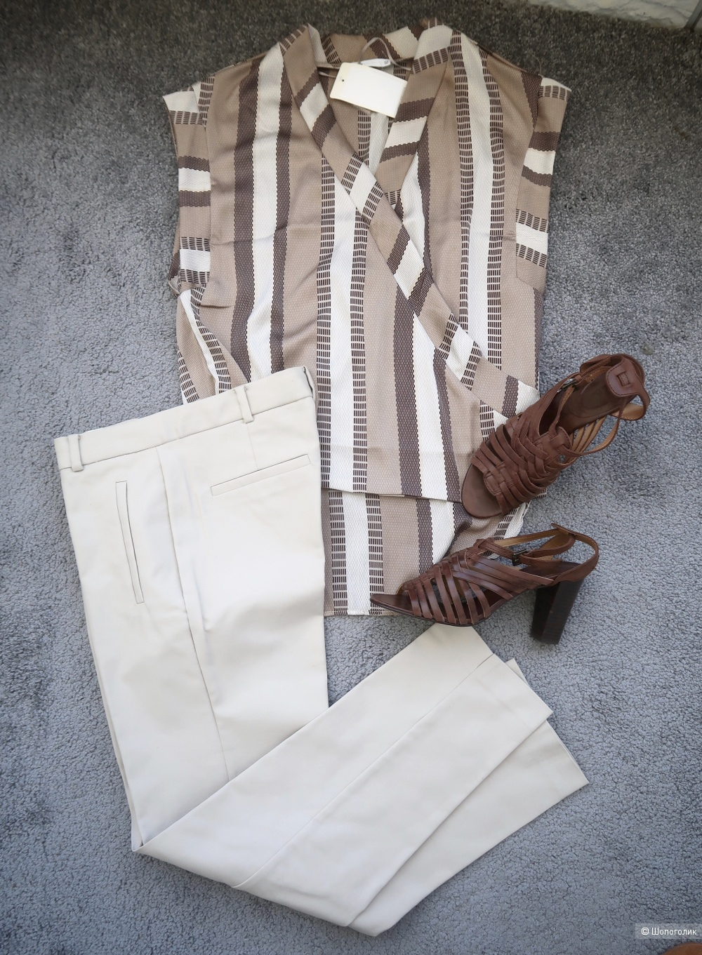 Босоножки Massimo Dutti 38 размер