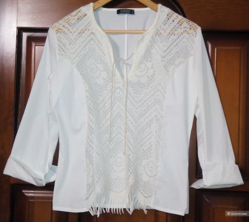 Рубашка-блуза ALBERTO CACCIARI, размер S-M