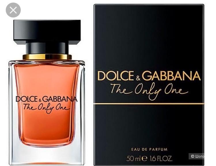 Туалетная вода Dolce Gabbana The only one 100мл