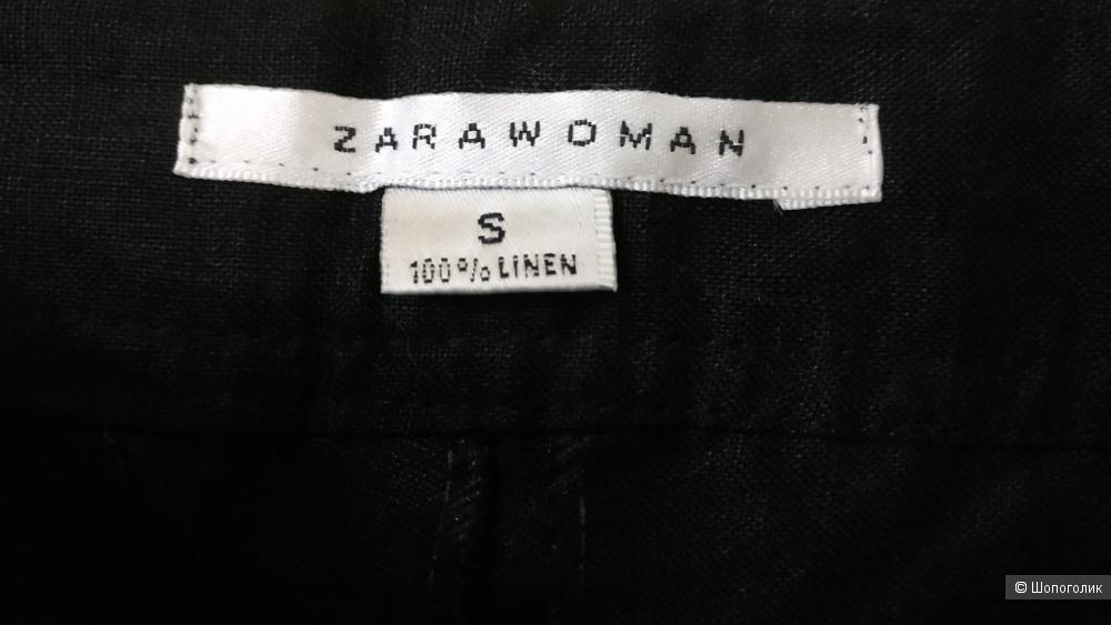 Шорты Zara Woman лен,  S