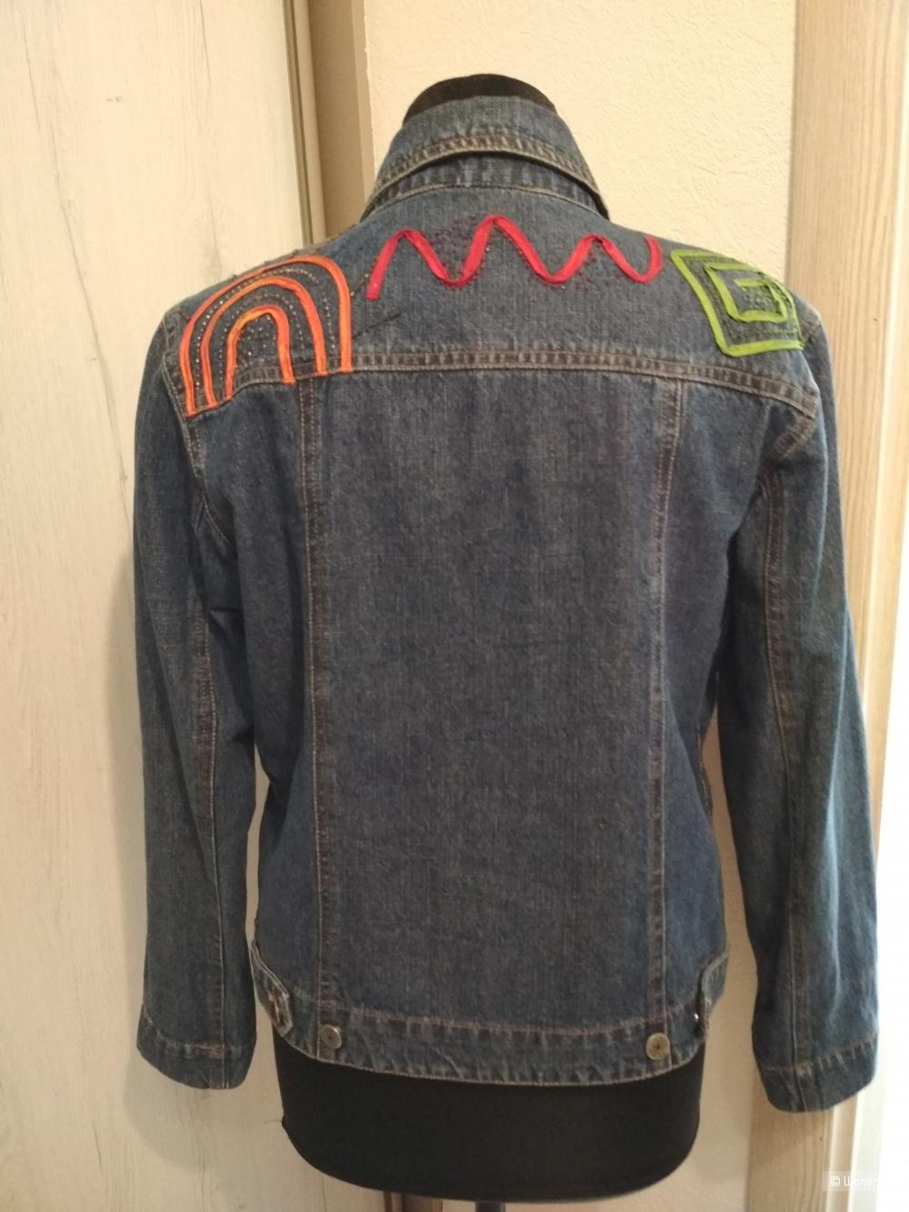 Джинсовая куртка Nostalgia, р 44-46