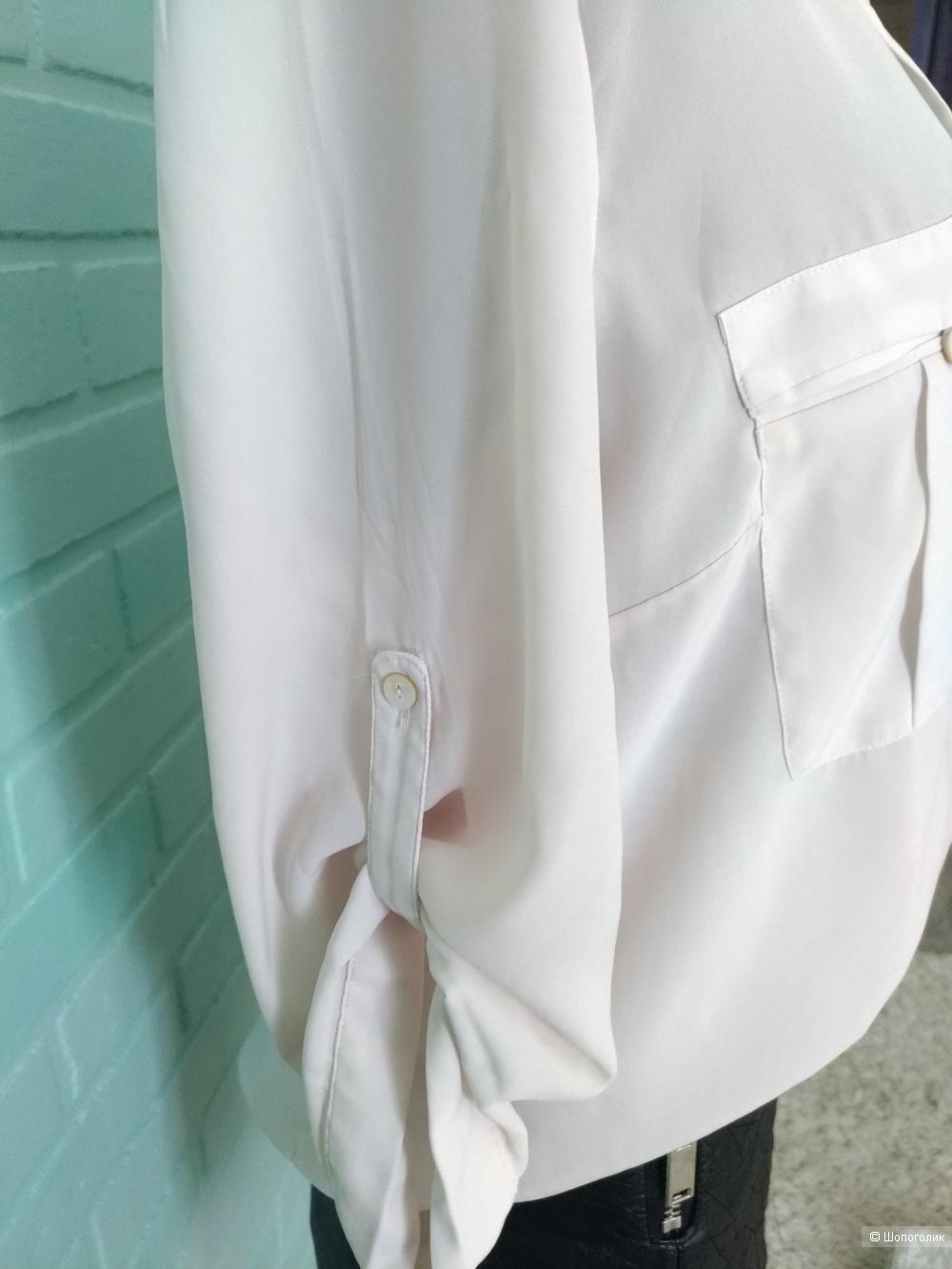 Рубашка  HM, размер  S, M.