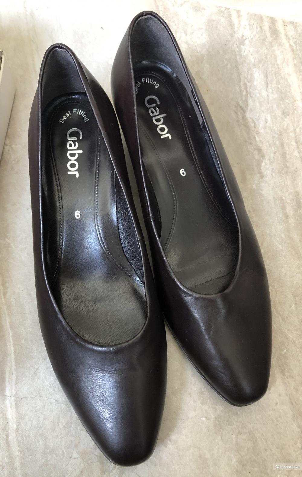 Туфли Gabor размер 6 ( 39 российский)