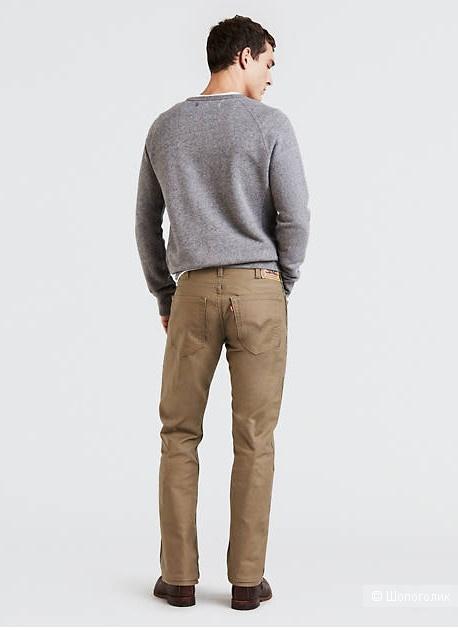 Мужские джинсы Levis 505 46-48р