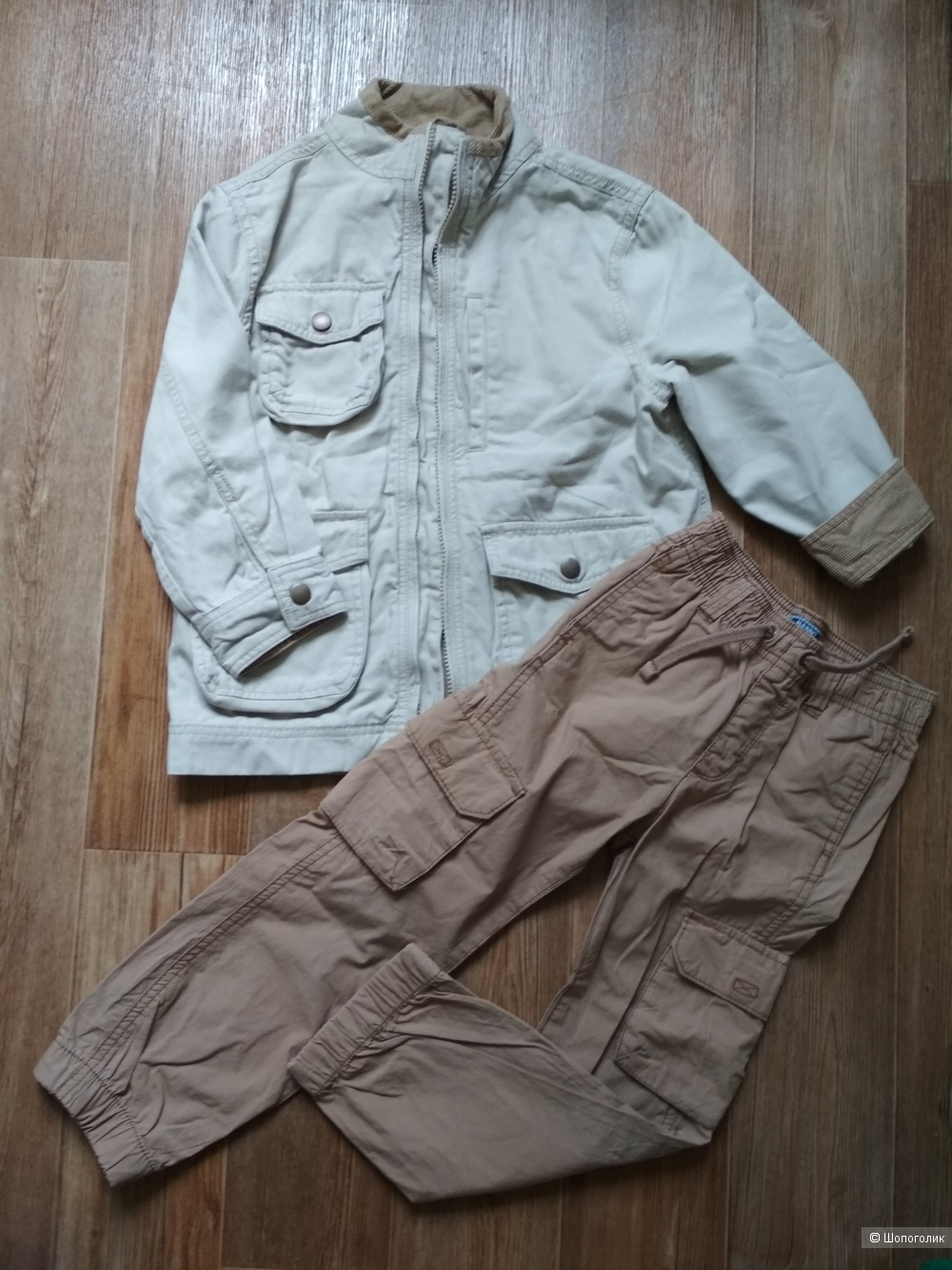 Сет куртка gymboree штаны old navy размер 5-6